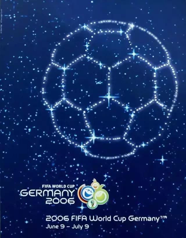 2006年世界杯宣传海报
