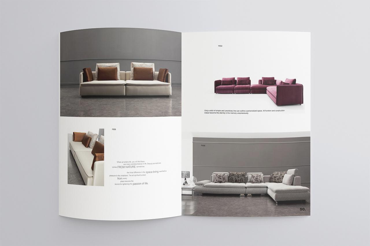 宁波家居画册设计